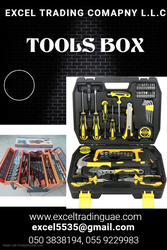 TOOLS - NEAR TO ME, UAE from EXCEL TRADING COMPANY L L C