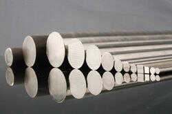 Stainless Steel 904 L Round Bars from PETROMET FLANGE INC.