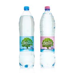 Natural Mineral Water DELLA 1.5L PET bottled Artes ...