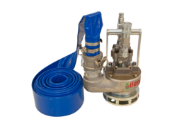 DEWATERING PUMP FOR CONTAMINATED WATER