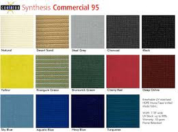 COMMERCIAL 95 FABRICS SUPPLIERS 0543839003