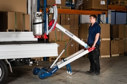 POWERED HAND TRUCK FOR AGRICULTURAL INDUSTRY