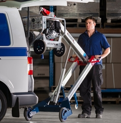 HAND OPERATED TRUCK FOR LOADING from ACE CENTRO ENTERPRISES