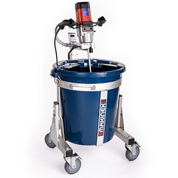 SELF LEVELING COMPOUND MIXING STATION