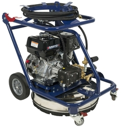 PRESSURE WASHING AND CLEANING MACHINERY