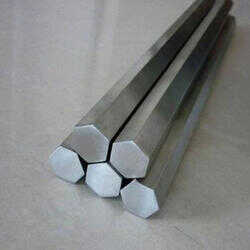 Aluminium Hex Bar from VINNOX PIPING PRODUCTS