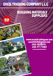 BUILDING MATERIAL  from EXCEL TRADING COMPANY L L C