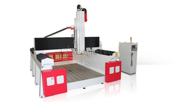Cnc Router For Wood And Foam Mold Making