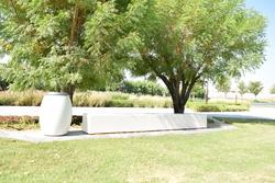 Cast Stone Bench Manufacturer in Dubai