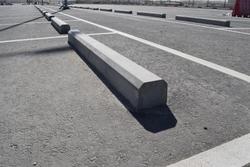 Concrete Wheel Stopper supplier in Saudi Arabia from ALCON CONCRETE PRODUCTS FACTORY LLC