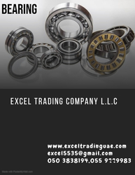 BEARING SUPPLIERS  from EXCEL TRADING COMPANY L L C