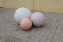 Bollard supplier in Sharjah from ALCON CONCRETE PRODUCTS FACTORY LLC