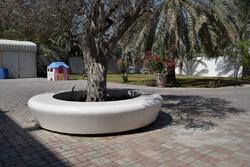 Precast Concrete Tree Grater supplier in Oman from ALCON CONCRETE PRODUCTS FACTORY LLC