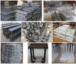 Steel Embadded Plates