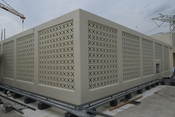 Claustra Block Supplier in Fujairah from DUCON BUILDING MATERIALS LLC