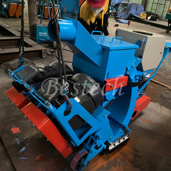 Asphalt Floor Shot Blasting Machine from QINGDAO BESTECH MACHINERY CO.,LTD