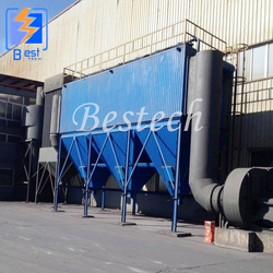 Bag Dust Collector for Foundry Plant from QINGDAO BESTECH MACHINERY CO.,LTD