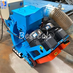 Movable Steel Plate Shot Blasting Machine from QINGDAO BESTECH MACHINERY CO.,LTD