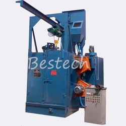 Single Hook Shot Blasting Machine from QINGDAO BESTECH MACHINERY CO.,LTD