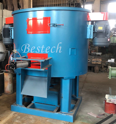 Double Rotor Clay Sand Mixer from QINGDAO BESTECH MACHINERY CO.,LTD