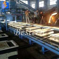 Foundry Clay Sand Regeneration Production Line  from QINGDAO BESTECH MACHINERY CO.,LTD