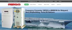 Frequency Converter For Shipyard