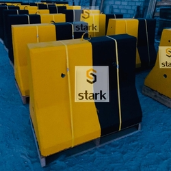 concrete road barriers-Starkgulf