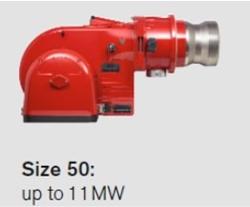 Weishaupt Burner Wm50