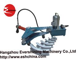 electric hydraulic  pipe bending machine