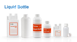 Plastic Empty Liquid Bottle Manufacturer