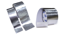 Aluminium Foil Tape from AL MUQARRAM INSULATION MAT. IND. LLC
