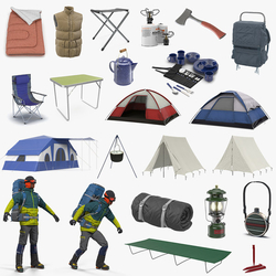 Camping Equipment Supplier In UAE