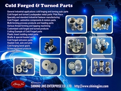 BOLTS AND NUTS - Custom fasteners and rivets