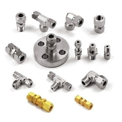 2205 Duplex Instrumentation Fittings