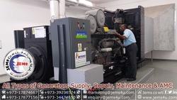 Generator Supply, Repairs & Parts Backup in Bahrain