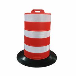 1100mm Heavy Duty Road Safety Barrier Traffic Control Safety Warning Barrel