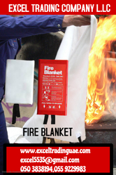 FIRE BLANKET  from EXCEL TRADING COMPANY L L C