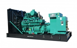 Industrial Commercial Generators from CUMMINS ARABIA FZCO
