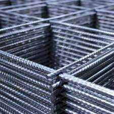 Steel Ribbed mesh
