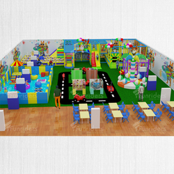 Top Indoor playground manufactures in india