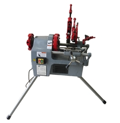 ELECTRIC PORTABLE PIPE & BOLT THREADING MACHIN ...