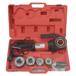 ELECTRIC PORTABLE PIPE THREADER SIZE:-15mm to  ...