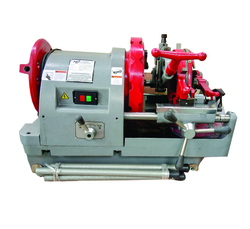 """ELECTRIC PIPE THREADING MACHINE SIZE 2½"""" TO 6&q ..."""