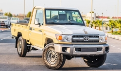 (lhd) | Toyota | Land Cruiser | Pickup Single Cabin |  76 Series | 4.0l Petrol | 2021 |