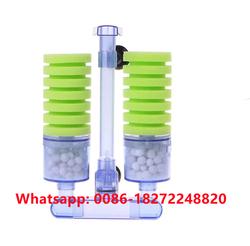 Aquarium Double Biochemical Sponge Filter