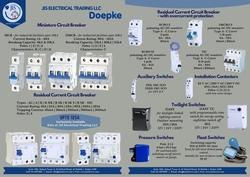 Doepke - Electrical Switchgear