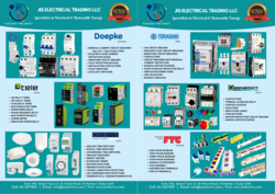 JIS Electric - Products Brochure