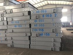 3x21m Manganese Steel Digital Load Cell Weighing Bridge