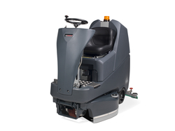 RIDE ON FLOOR CLEANING MACHINE - SCRUBBER DRIE ...