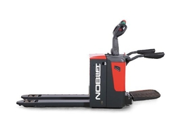 ELECTRIC PALLET TRUCK - BATTERY OPERATED - ...